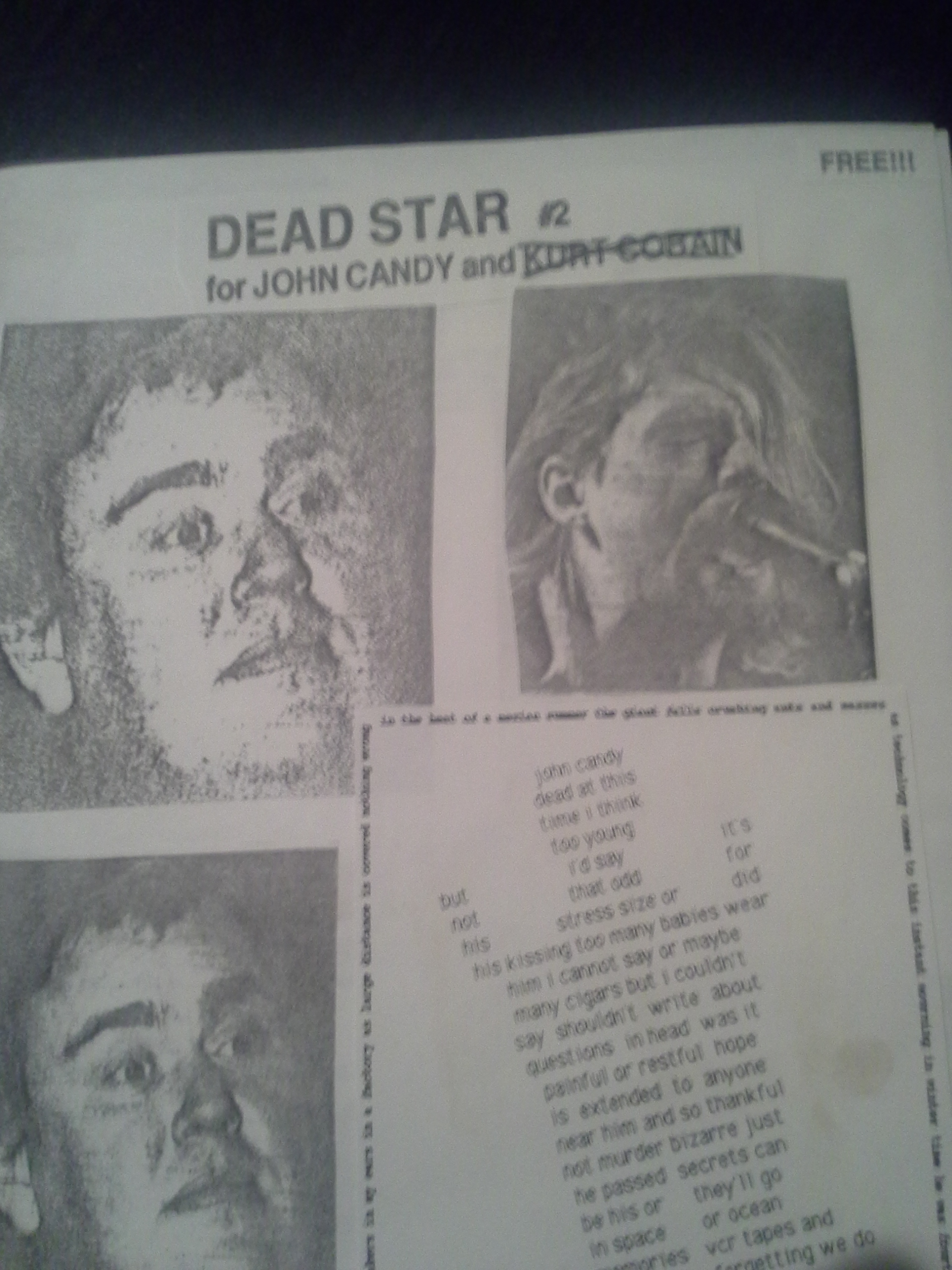 dead stars essay Dark star as an example of transcendental aesthetics 1969 live/dead the dark star appearing on live/dead was apparently recorded the evening of february.