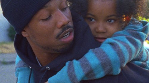 Michael B. Jordan and young star Ariana Neal.