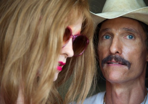 Leto and McConaughey transformed themselves for their roles in Dallas Buyers Club.
