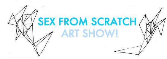 art show banner