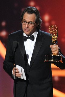 Jason Katims and his Emmy